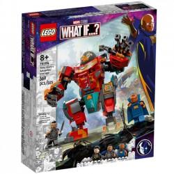 LEGO Marvel Super Heroes76194 - Sakaariański Iron Man Tony'ego Starka