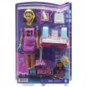 Lalka Barbie Big City Big Dreams Lalka Brooklyn Studio Nagrań GYG38/GYG40