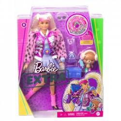 Lalka Barbie Extra Blond Kucyki