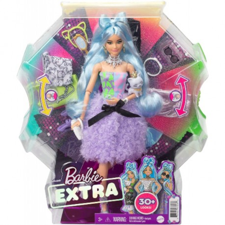 Lalka Barbie Extra Deluxe gyj69