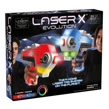 Laser X – Zestaw podwójny - Blastery na podczerwień LAS88908
