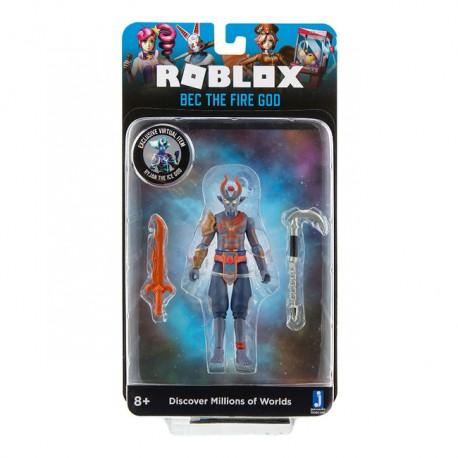 ROBLOX Figurka 1-Pack Bec The Fire God W8 RBL0366