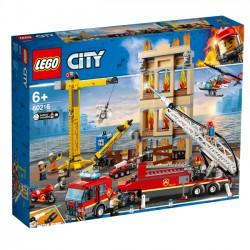 Straż pożarna w śródmieściu