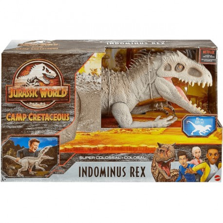 Jurassic World Indominus Rex Dinozaur GPH95