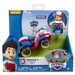 Spin Master Psi Patrol  Ryder i Quad ATV  6022369
