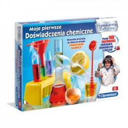 Moje Pierwsze Doświadczenia Chemiczne
