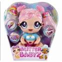 Glitter Babyz Brokatowa Lalka Dreamia Stardust 574842