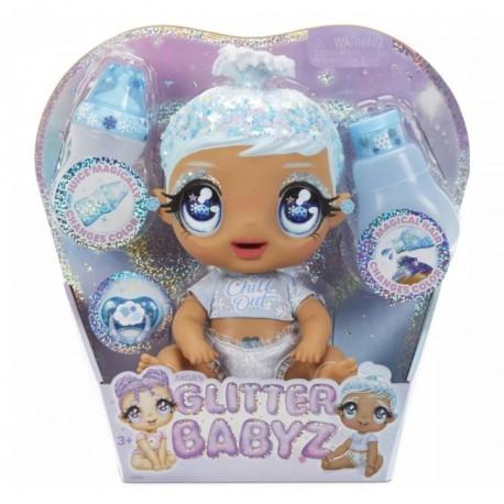 Glitter Babyz Brokatowa Lalka January Snowflake 574859