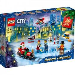LEGO® City 60303 Kalendarz Adwentowy