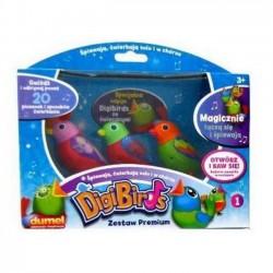 Digibirds Śpiewające Ptaszki 3w1 Dumel S88028