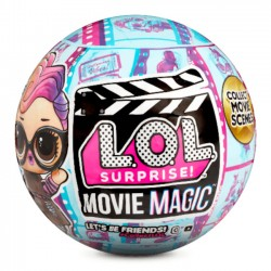 Laleczka L.O.L. Surprise Movie Magic Doll 576471