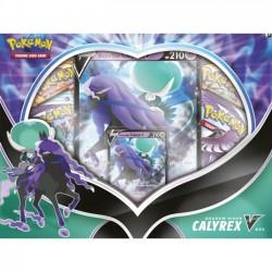 Karty Pokemon TCG Karty V Box August21 Shadow Rider Calyrex