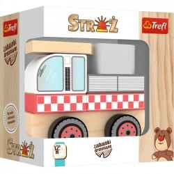 Zabawka drewniana - Straż