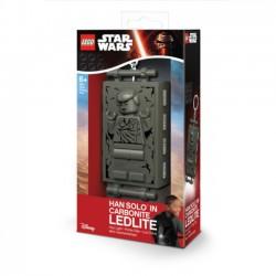 LEGO Brelok Han Solo w Karbonicie LGL-KE72
