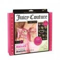 Make It Real Zestaw Do Tworzenia Bransoletek Juicy Couture Sweet Suede 44015