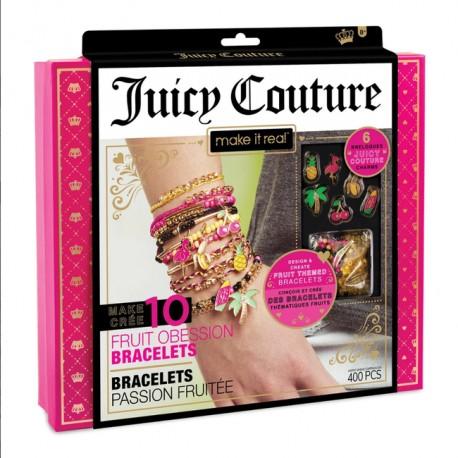MIR Zestaw do Tworzenia Bransoletek  Juicy Couture Fruit Obsessions