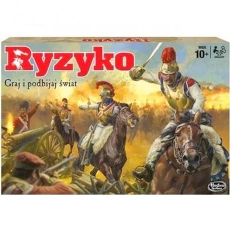 Hasbro Gra Ryzyko B7404