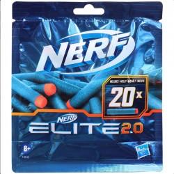 NERF Elite 2.0 Dart Refill Pack 20