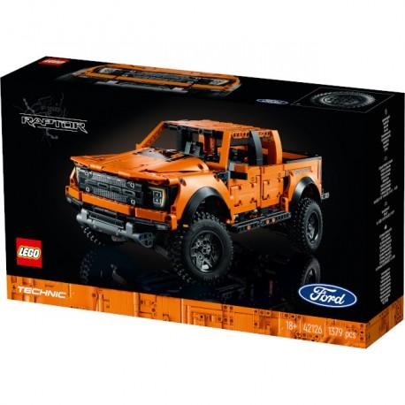 Klocki Lego Ford® F-150 Raptor 42126