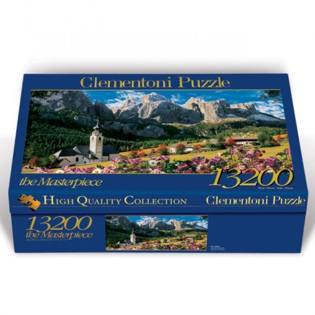 Puzzle 13200 el. High Quality Collecytion. Dolomity