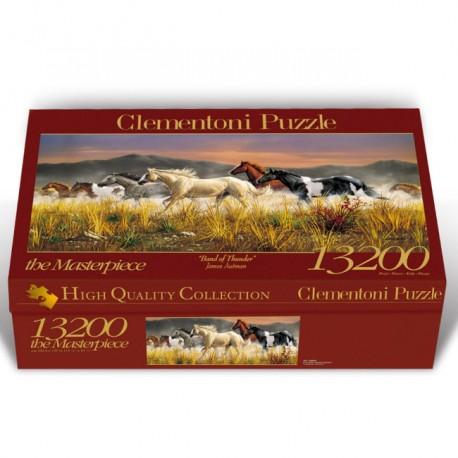 Puzzle 13200 el. High Quality Collecytion Konie