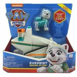 Psi Patrol  Everest i Skuter Śnieżny 20121010