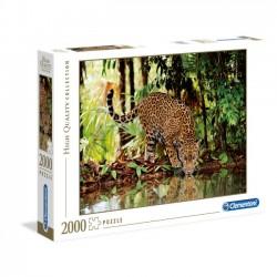 Clementoni Puzzle 2000 EL HQ Lampart 32537