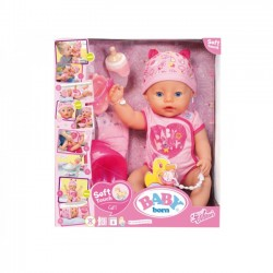 Zapf Baby Born Soft touch