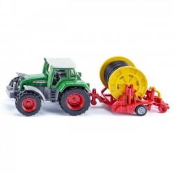 Siku Traktor Z Deszczownią Szpulową