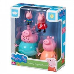 Tm Toys Świnka Peppa Figurka Taty I Georga