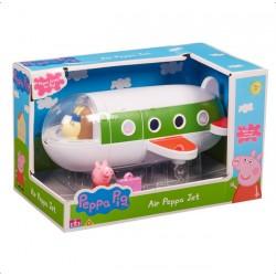 TM Toys Świnka Peppa Samolot + Figurka