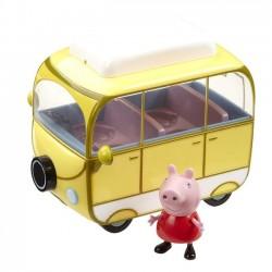Tm Toys Świnka Peppa Kamper Z Figurką