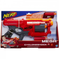 Hasbro Nerf Nstrike Elite Mega Cycloneshock Blaster