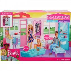 Barbie Domek Przytulny