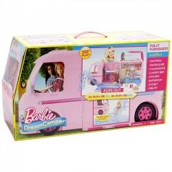 Barbie Wymarzony Kamper zestaw
