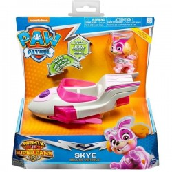 Spin Master Psi Patrol Mighty Pups Pojazd Deluxe Skye