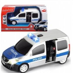 Dickie - SOS Samochód policyjny z radarem