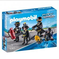 Playmobil Miasto Akcji - SWAT Team