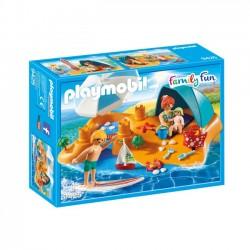 Playmobil - Rodzina na plaży