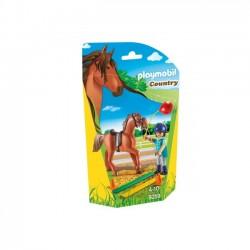 Playmobil Terapeutka koni