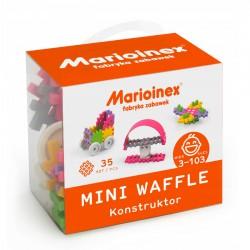mini wafle 35 elementów konstruktor dziewczyna
