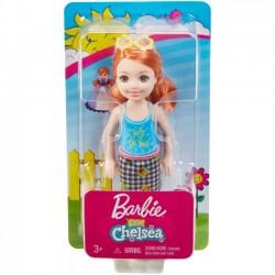 Lalka Barbie Chelsea i Przyjaciółki Ruda