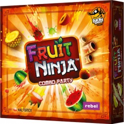 Gra Fruit Ninja: Combo Party