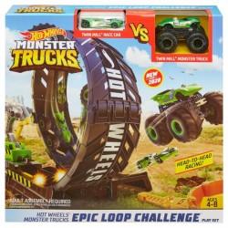Mattel Tor Monster pętla Zestaw