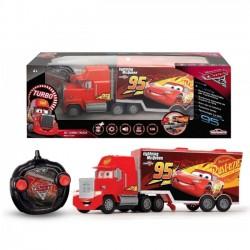 Dickie Toys Auta 3 Rc Turbo Mack Truck