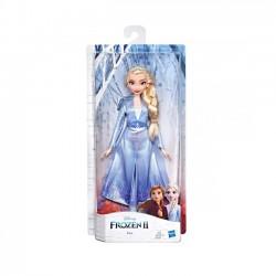 Hasbro Lalka Frozen 2 klasyczna Elsa