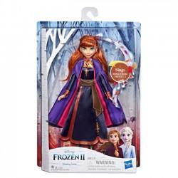 Lalki markowe Lalka Frozen 2 Śpiewająca Anna   Hasbro Lalka Frozen 2 Śpiewająca Anna