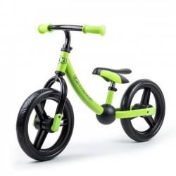 Rowerek biegowy 2way next zielony bez akcesoriów