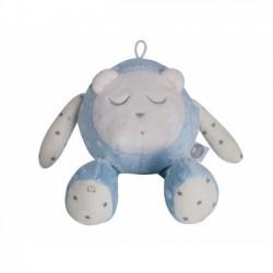Szumisie Szumiś Maskotka Sleep błękitny z czujnikiem snu