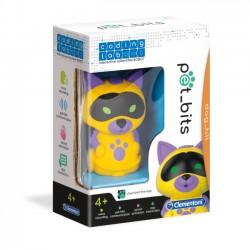 Clementoni Robot Coding Lab Pet-Bits Kotek